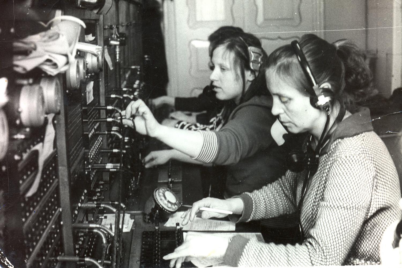 знаю фото первых телефонных станций невесткой
