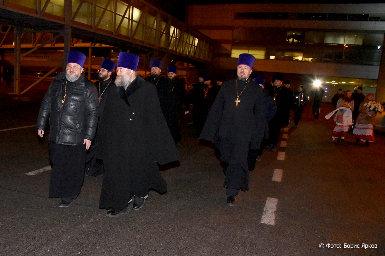 От Владимира Путина - наУрал. Отчего приехал спасать Екатеринбург патриарх Феофил