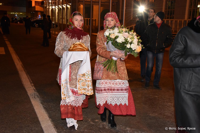 ВЕкатеринбург прибыл патриарх Иерусалима иПалестины Феофил III