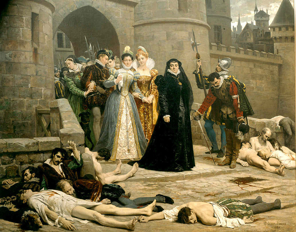 an analysis of the religious wars during the 1500s Lecture 6: europe in the age of religious wars but by 1500, these problems rose and during the english civil war.