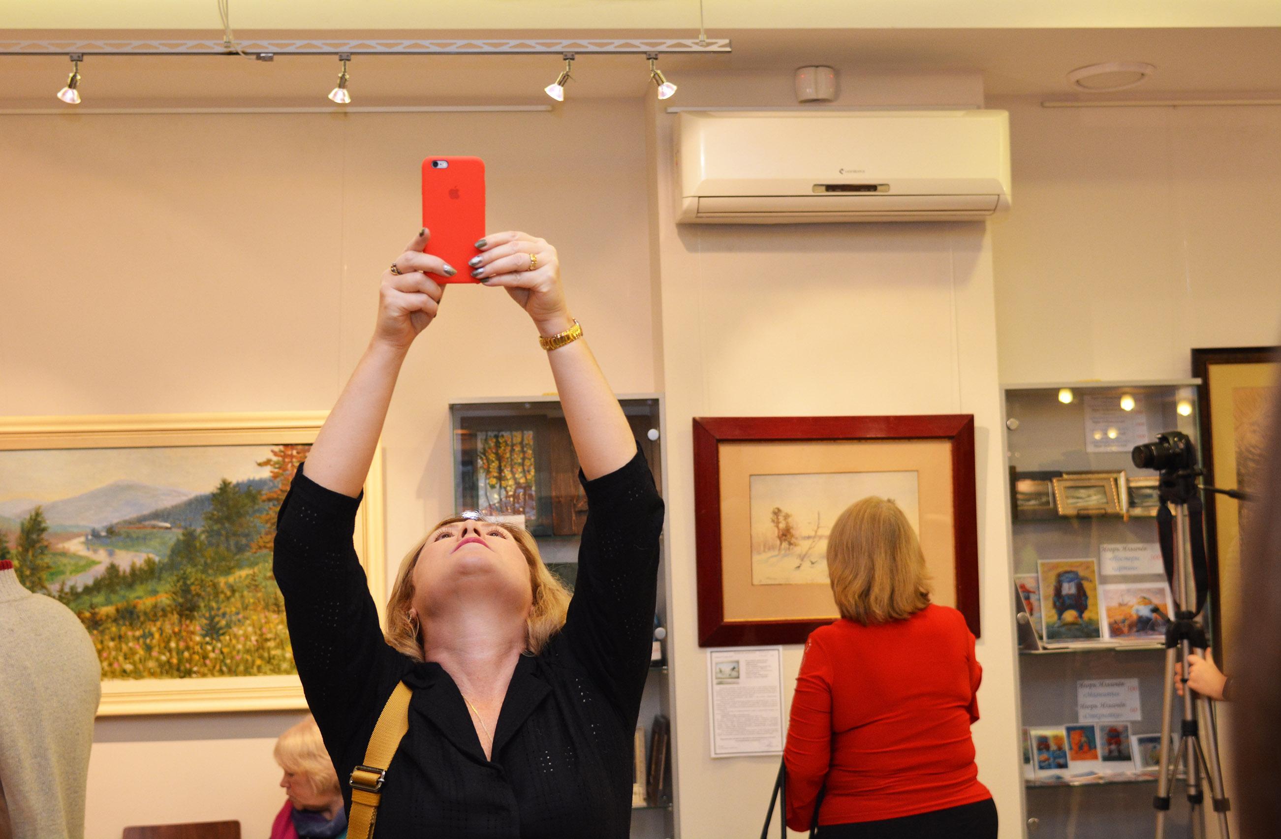 Галерея русского искусства Old-Art в гостях у Арт-Клуба «Татьянин день»
