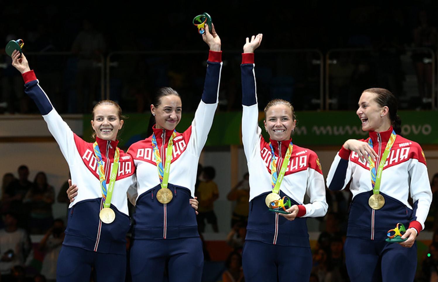 Сборная России поднялась на шестое место в медальном зачете ОИ