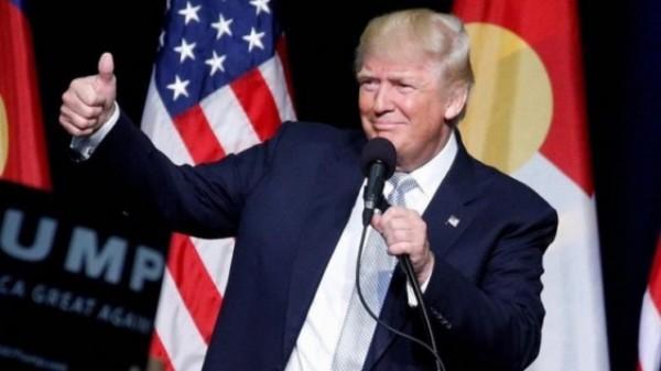 Дональд Трамп— новый президент США