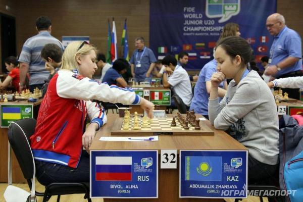 Уфимка Юлия Григорьева начинает шахматные сражения начемпионате мира