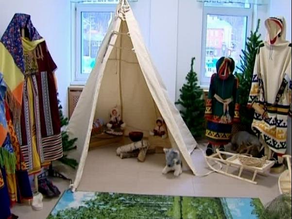Вдетском саду Ханты-Мансийска открывается этномузей