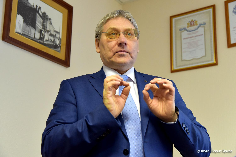 Александр Капустин предложил восстановить дом Ипатьева