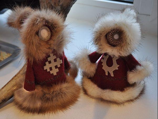 Куклы ханты своими руками 79