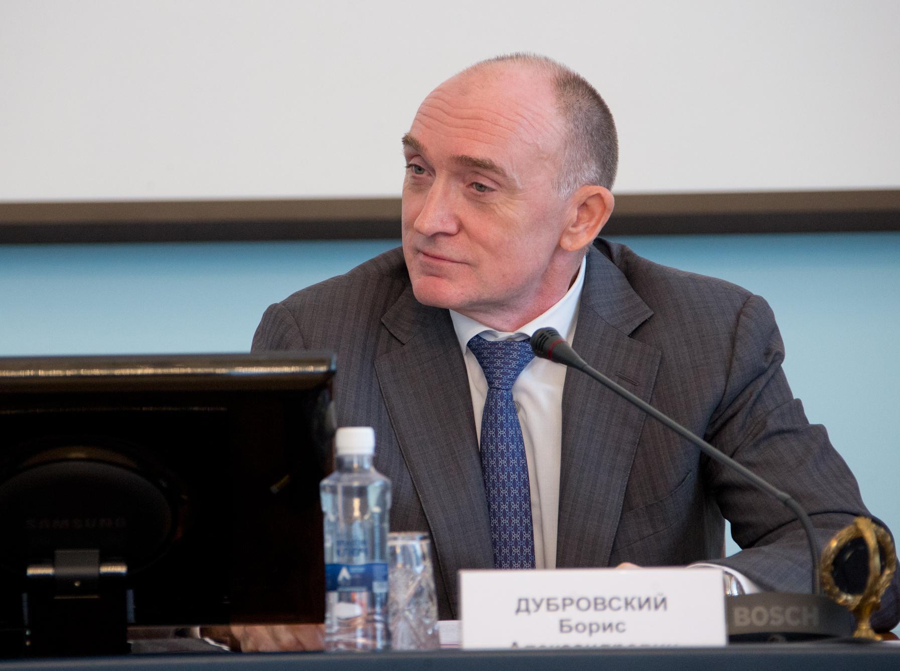 Дубровский заставил министров решать вопросы жителей онлайн