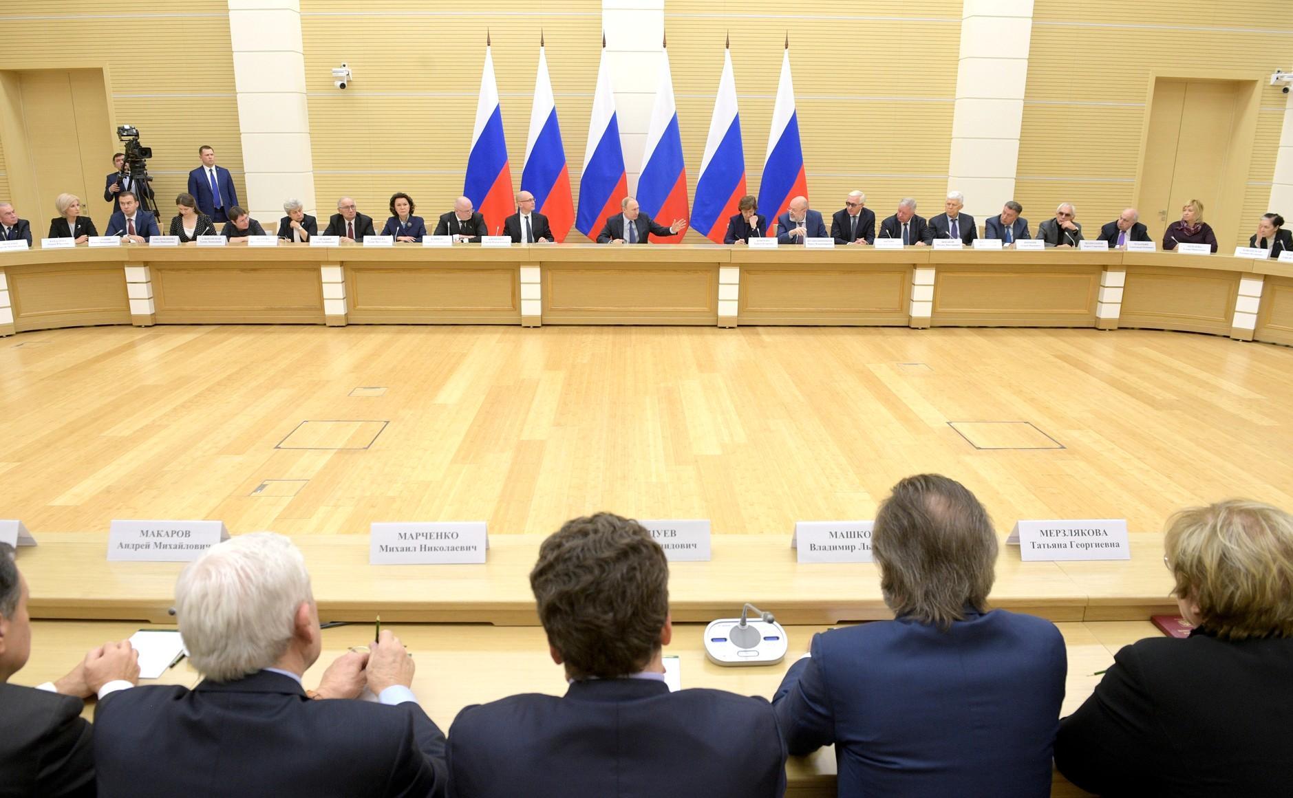 Федоров: поправки к Конституции только усилят страну