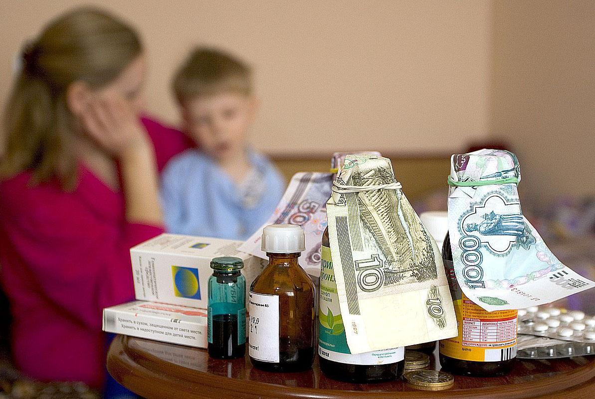 Коми выделят 29 млн. руб. налекарственные средства
