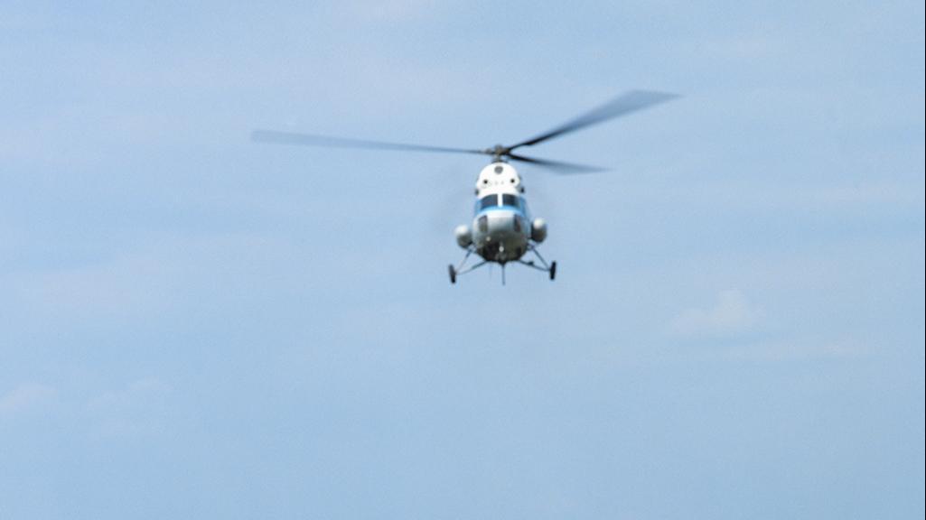 Следствие считает основной версией падения Ми-2 вЕкатеринбурге ошибку пилота