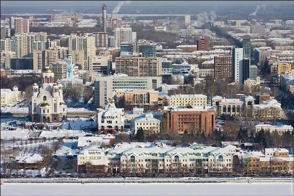 Погода вЕкатеринбурге с12 по16декабря: морозно ибез осадков
