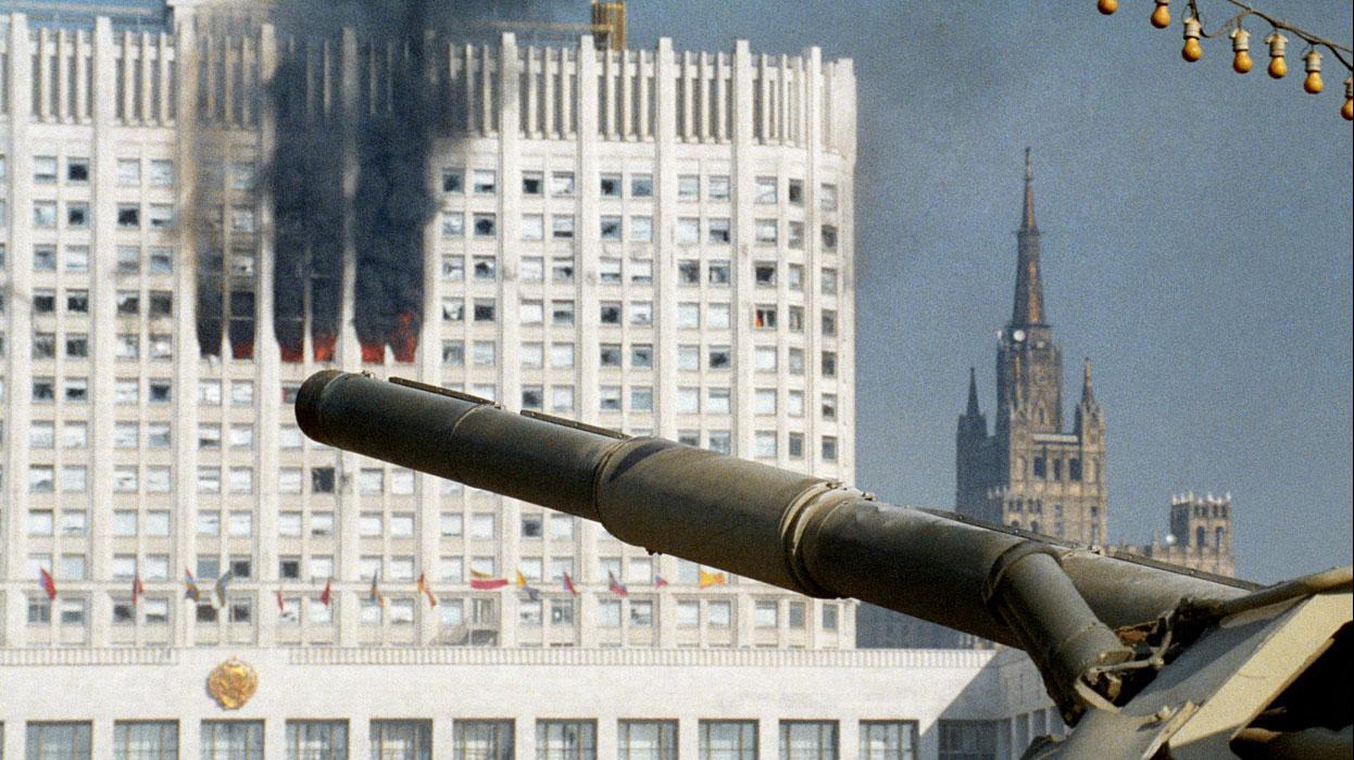 Призывы и лозунги к всероссийской акции памяти жертв расстрела верховного совета рсфср 3-4 октября 1993 года вечная
