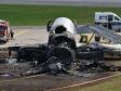 Командиру сгоревшего в Шереметьево SSJ-100 предъявили обвинение