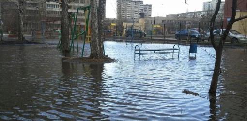 «Водоканал» Екатеринбурга готовится к обильному паводку