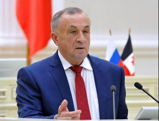 Глава Удмуртии отправлен в отставку