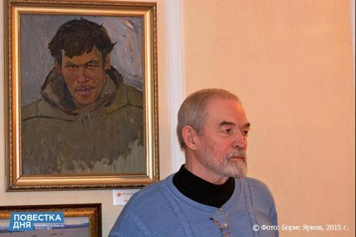 Леонид Орлов, коллекционер, галерист, основатель и руководитель Галереи Дома актера