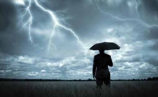 В Свердловской области продлено штормовое предупреждение