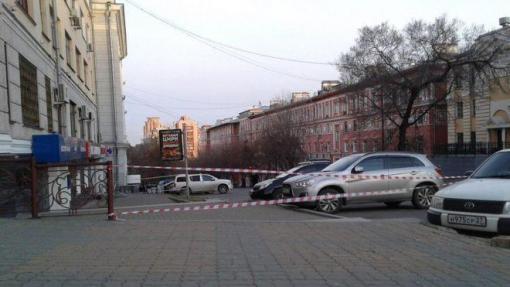 В Хабаровске произошло нападение на приёмную ФСБ
