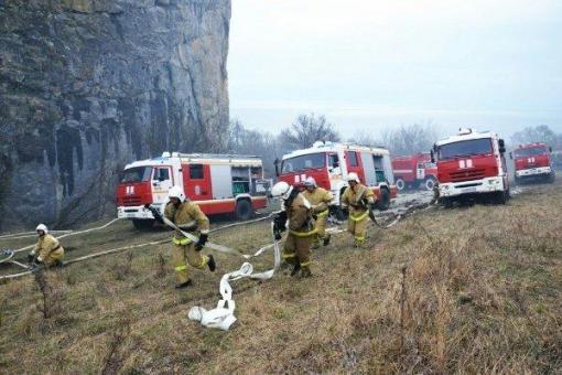 Свердловские спасатели выехали на учения МЧС