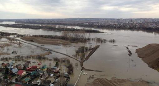 материальная помощь для ликвидации паводка в Ирбите