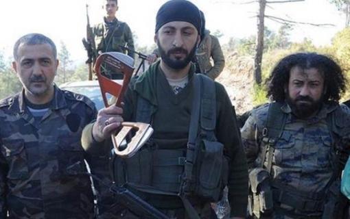 в Сирии поймали боевика, сбившего Су-24