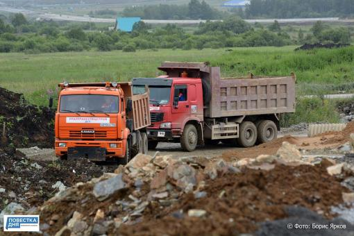Ремонт дороги до Серебрянки начнется 1 июня