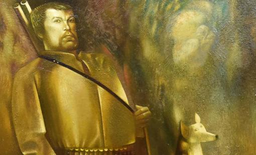 Искусствовед: Метелев и Мосин встретились на выставке Брусиловского (фото)