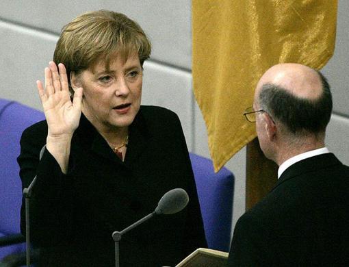 Пост канцлера вновь – уже в четвертый раз – займет Ангела Меркель
