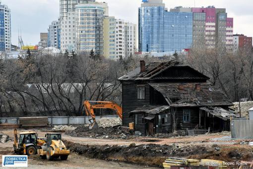 На Урале объемы жилищного строительства снизились на 50%