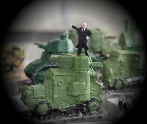 Гагарин: «Апрельские тезисы» - революция и соблазн