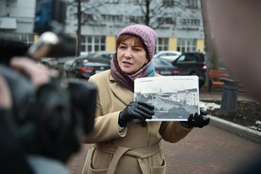 В Екатеринбурге запустили новый экскурсионный маршрут «Град святой Екатерины»