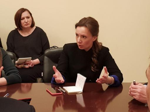 Анна Кузнецова, уполномоченный по правам ребенка при Президенте РФ