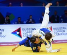 Россия завоевала бронзу на первом в истории командном Чемпионате Европы по дзюдо (фото)