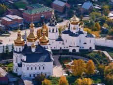 На реставрацию Свято-Троицкого монастыря в Тюменской области потратят более 200 миллионов