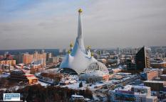 В Екатеринбурге появится новая телебашня