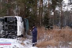 15 человек пострадали в результате ДТП с участием пассажирского автобуса на Урале