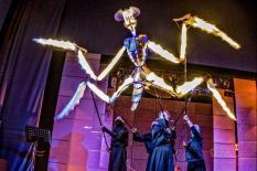 В Екатеринбурге открылся международный фестиваль кукольных театров