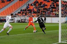 Два гола, два удаления: «Урал» и «Крылья» сильнейшего не выявили