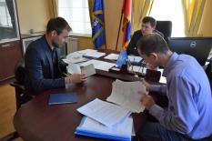 Шипулин подал документы на участие в праймериз «Единой России»