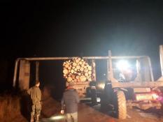 На Урале 37 тыс. человек остались без газа из-за лесовоза, повредившего газопровод
