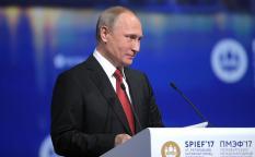 Путин предложил ратифицировать конвенцию o конфискации преступного имущества