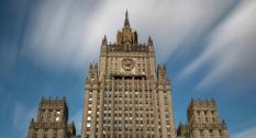 МИД РФ сообщил о планах западных СМИ обвинить Россию в кибератаках на олимпийские ресурсы