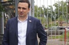 Дмитрий Ионин заступает на должность замубернатора Свердловской области