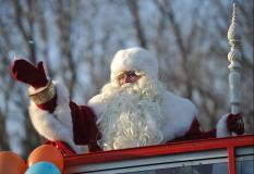 Дед Мороз получил более 3 млн. писем из России и стран ближнего зарубежья