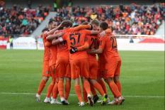 «Урал» выстоял против «Локомотива» в последнем домашнем матче сезона
