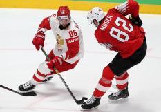 Сборная России по хоккею идет без поражений