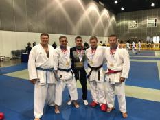 Свердловские полицейские завоевали золото на Всемирных играх полицейских и пожарных в США