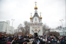 Екатеринбург празднует День небесной покровительницы