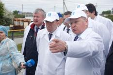 В Байкалово будут производить сухую сыворотку